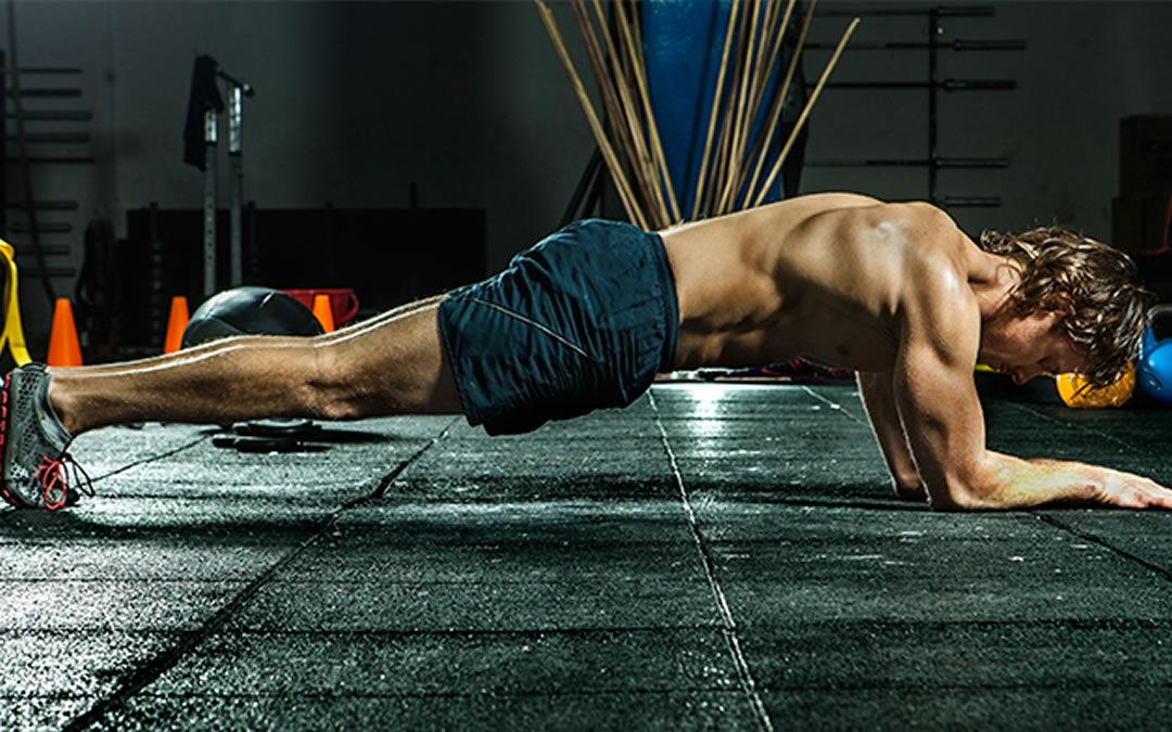 Cat de mult trebuie sa stai in plank?